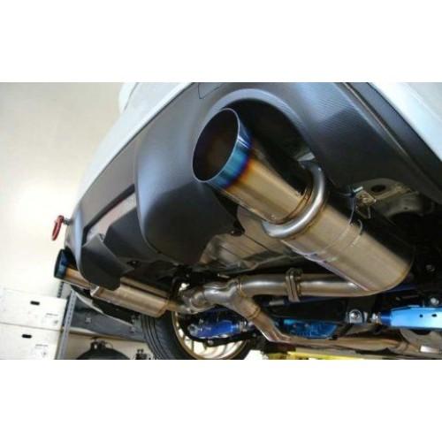 HKS Hi Power Spec L Titanium Tips Exhaust Toyota GT86 Subaru BRZ